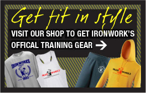 Visit the Ironworks Gym store