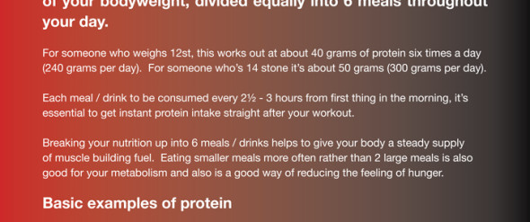 PROTEIN – A SIMPLE GUIDE