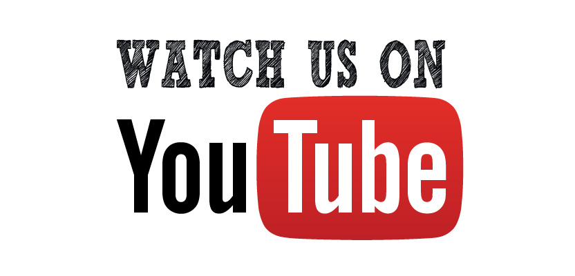 Check Out Our New You Tube Channel