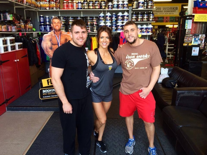 Bodypower Weekend at the Iron Works
