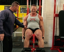 Dave Titterton – Iron Works Gym