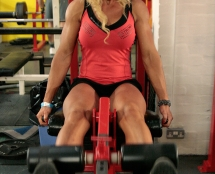 Lynsey Beattie @ Iron Works Gym