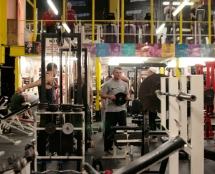 Iron Works Gym Birmingham