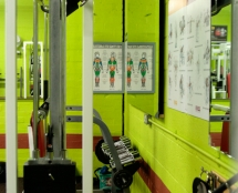 Ladies Only Gym at Iron Works Birmingham
