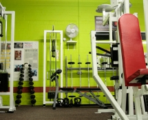 Ladies Only Gym at Iron Works Birmingham