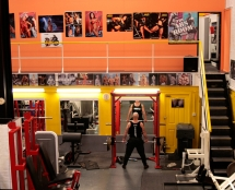 Inside The Strongman Room