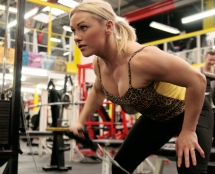 Kizzy Vaines – Iron Works Gym