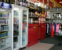Supplement Shop at Iron Works