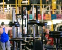 Iron Works Gym Birmingham