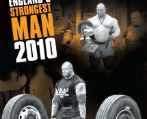 Dean Slater – England's Strongest
