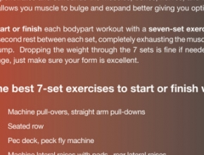 FST-7 WORKOUT ROUTINE