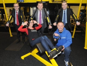 Peer-to-peer lending backs Iron Works gym owners
