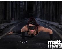 Alexandra McMillan -Catwoman
