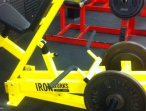 Reflex Sports: the face of Iron Works